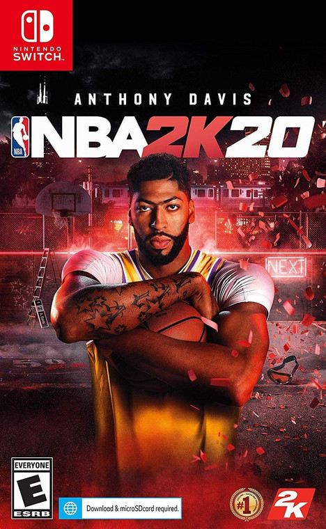 NBA 2K20 - Switch - NEW