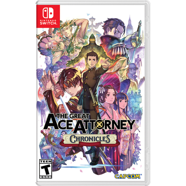 The Great Ace Attorney Chronicles - Switch