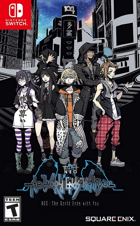 NEO: The World Ends With You - Switch - NEW