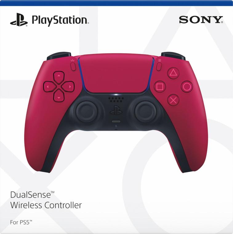 DualSense 5 Wireless Controller - Cosmic Red