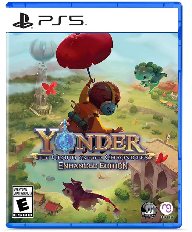Yonder: The Cloud Catcher Chronicles - Enhanced Edition - PS5 - NEW!