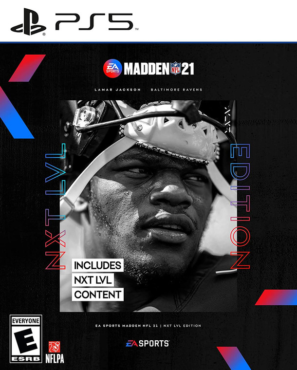 Madden NFL 21: Next Level Edition - PS5 - NEW!