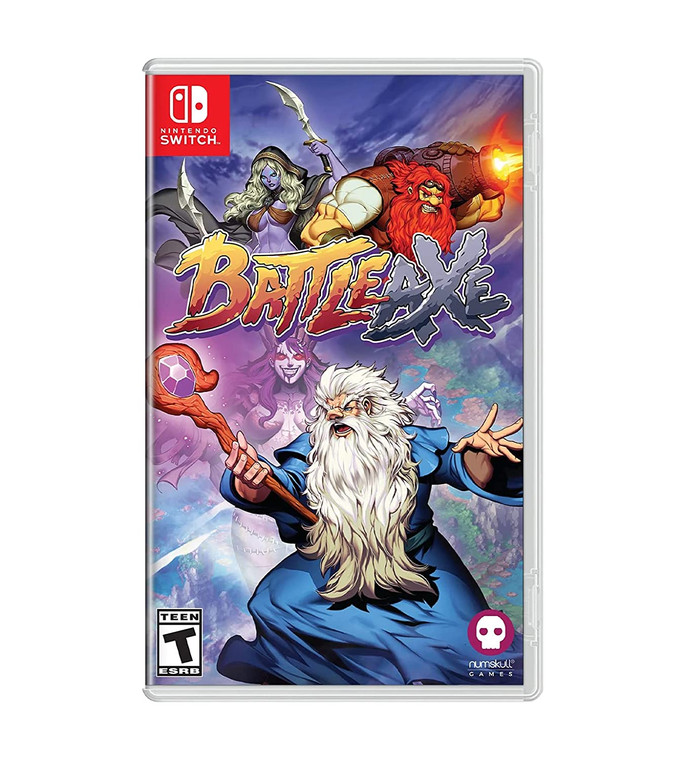 Battle Axe - Switch - NEW!