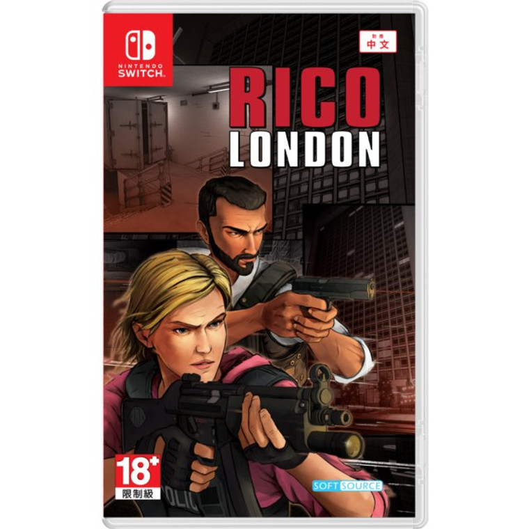 Rico London - Switch - NEW (IMPORT)