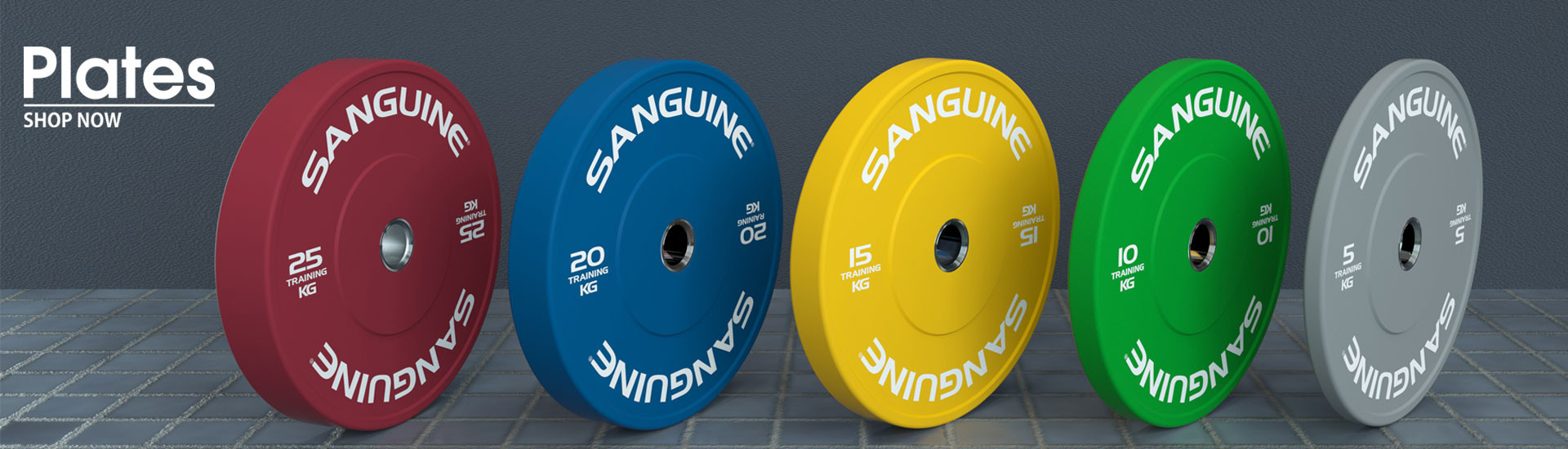 Sanguine Weight Plates
