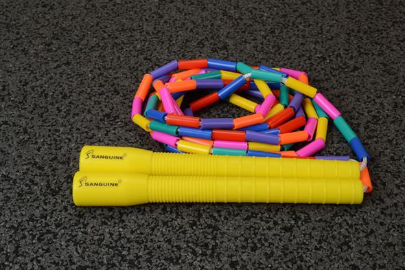 Long Handle Beaded Rope