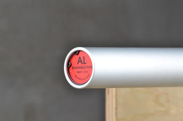 """Sanguine 5kg """"AL"""" Aluminium Technique Bar"""