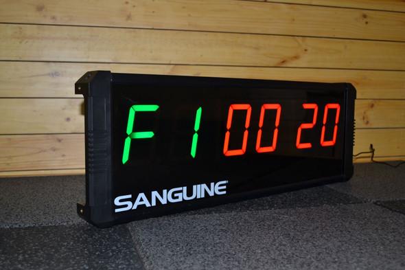 Sanguine LED Gym Timer