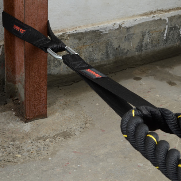Battling Rope Anchor Strap