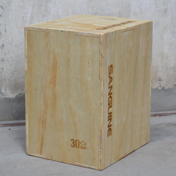 3 in 1 Wooden Plyo Box