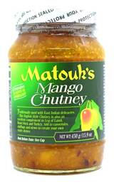 Matouks Mango Chutney 14.4oz