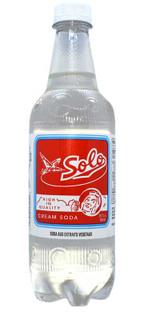 Solo Cream Soda 20oz