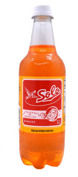 Solo Banana Soda 20oz