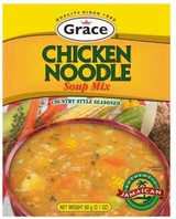 Grace Chicken Noodle Soup Mix 1.7oz