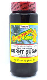 Guyanese Pride Burnt Sugar 15oz