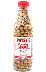 Patsy's Whole Salted Channa 16oz