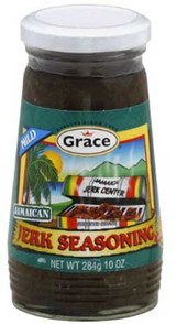 Grace Jerk Seasoning Mild 10oz