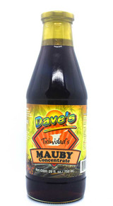 Dave's Mauby Concentrated 750ml