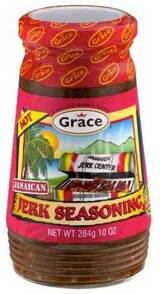 Grace Jerk Seasoning Hot 10oz