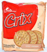 Crix Crackers Whole Wheat