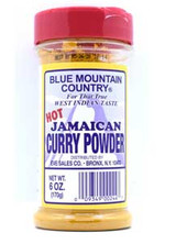 Blue Mountain Curry Powder Hot 6oz