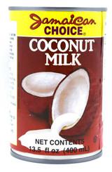 Jamaican Choice Coconut Milk Can 13.5oz