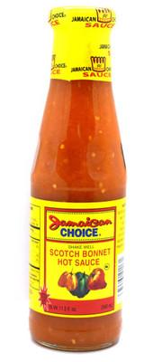 Jamaican Choice Scotch Bonnet Pepper Sauce 11.5oz