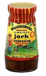 Walkerswood Jerk Seasoning Hot & Spicy