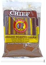 Chief  Ground Roasted Geera 3oz