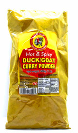 Chief Duck/ Goat Curry Powder Hot & Spicy 17.5oz