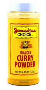 Jamaican Choice Curry Powder 6.25oz
