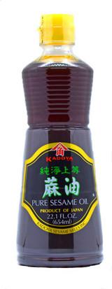 Kadoya Pure Sesame Oil 22.1oz