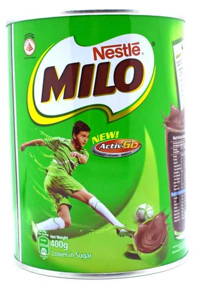 Milo Milk Drink 14.1oz