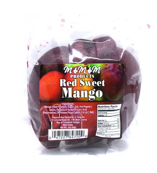 M&M&M Sweet Preserves Mango