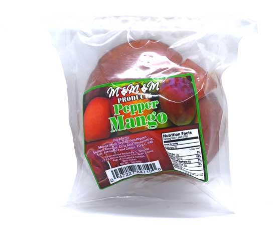 M&M&M Pepper Preserve Mango