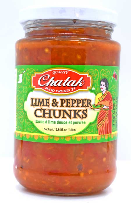 Chatak Lime & Pepper Chucks