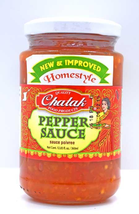 Chatak Pepper Sauce 12.85oz
