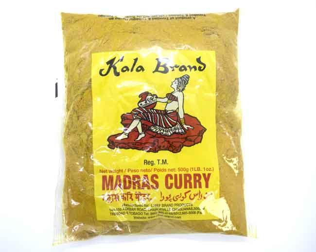 Kala Brand Madras Curry Powder 1lb