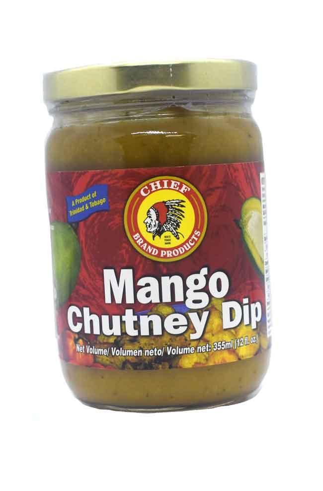 Chief Brand Mango Chutney Dip 12oz