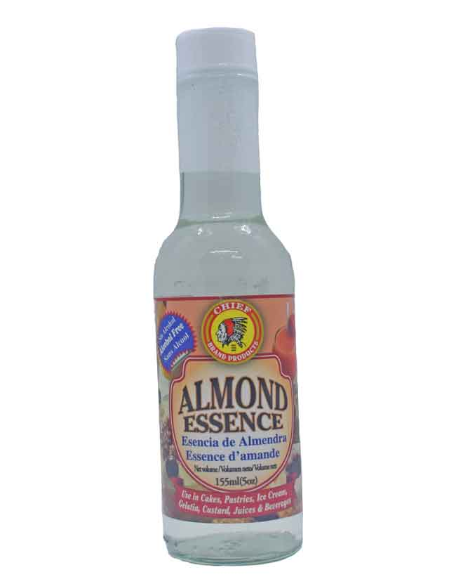Chief Brand Almond Essence 5oz