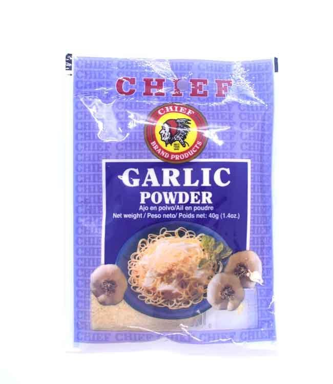 Chief Brand Garlic Powder 40grams