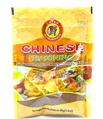 Chief Chinese Seasoning 40grams