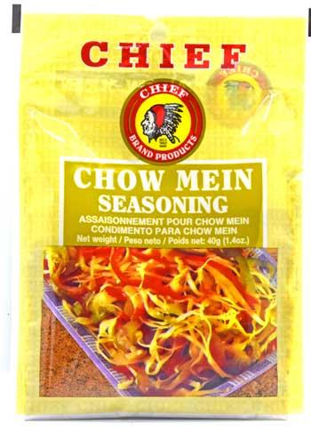 Chief Chowmein Seasoning 40grams