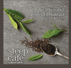 Steep Café Tea by Bigelow - Individually Wrapped Tea Bag: Black Tea - Decaf English Breakfast