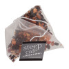 Steep Café Tea by Bigelow - Individually Wrapped Tea Bag: Herbal Tea - Organic Lemon Ginger
