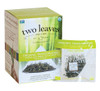 Two Leaves Tea - Box of 15 Tea Sachets: Organic Tamayokucha - Extremely Green
