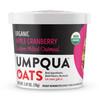 Umpqua Oats (Organic) - 2.47 Oz. Cup: Apple Cranberry