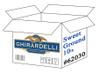 Ghirardelli Sweet Ground Chocolate Powder - 10 lb.