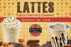 Barista Fria: 1L Shelf Stable Carton: Cafe Latte Mix