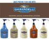 Ghirardelli Sauce Pouch - Sea Salt Caramel